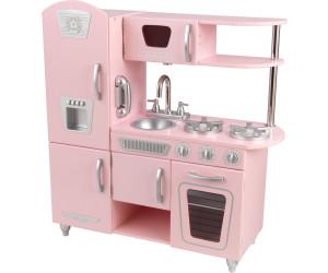 Retro Kühlschrank Rosa : Kidkraft retro küche rosa ab u ac preisvergleich