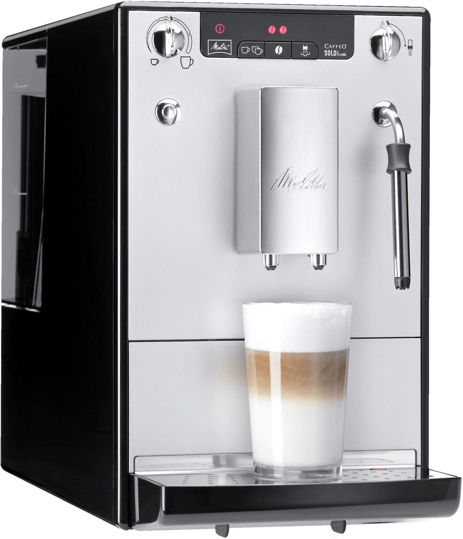 Melitta Caffeo Solo & Milk silber E 953-102