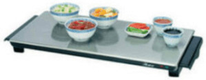 Image of Hostess HT4020 Aficionado Cordless Hot Tray Small