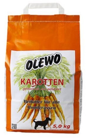 Olewo Karotten-Pellets (5 kg)