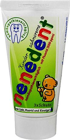 Dentinox Nenedent Kinderzahncreme homöopathieve...
