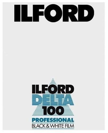 Image of Ilford Delta 100 4x5