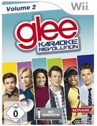Karaoke Revolution: Glee - Volume 2 + Mikrofon ...