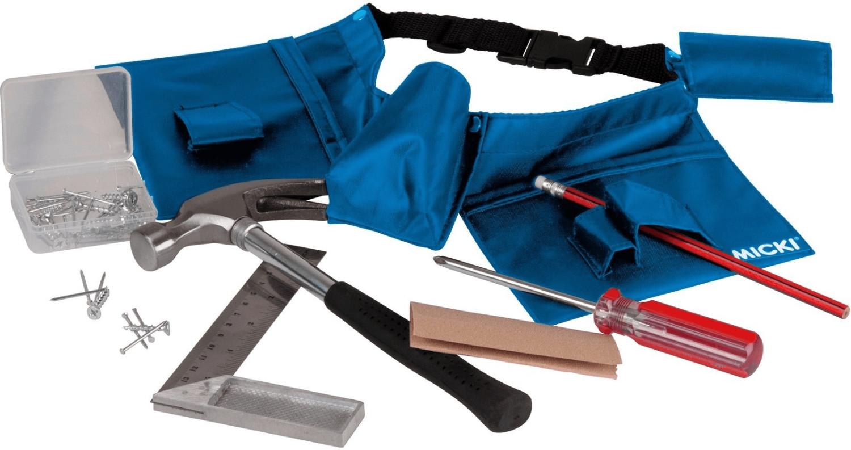 Micki Handwerkergürtel mit Werkzeug