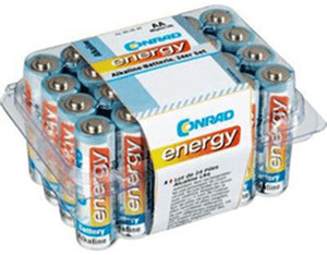 Image of Conrad Energy Alkaline AA x24