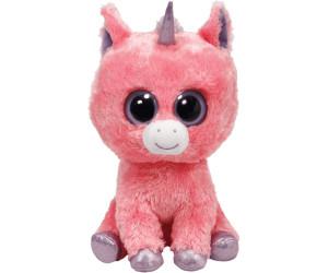 Image of Ty Beanie Boos Magic the Pink Unicorn
