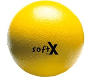 softX Schaumstoff-Ball 20 cm mit Haut