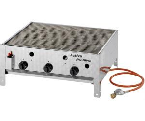 Rösle Gasgrill 3 Flammig : Activa flammiger gastrobräter mit grillrost ab