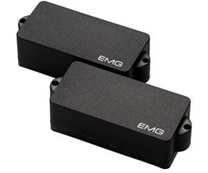 Bass Tonabnehmer 4-Saiter EMG P Bass Black