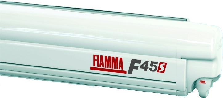 Fiamma F45 S 1,9 m (white, royal-grey)