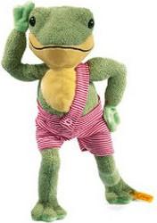 Steiff Happy School Friends - Hippi Frosch