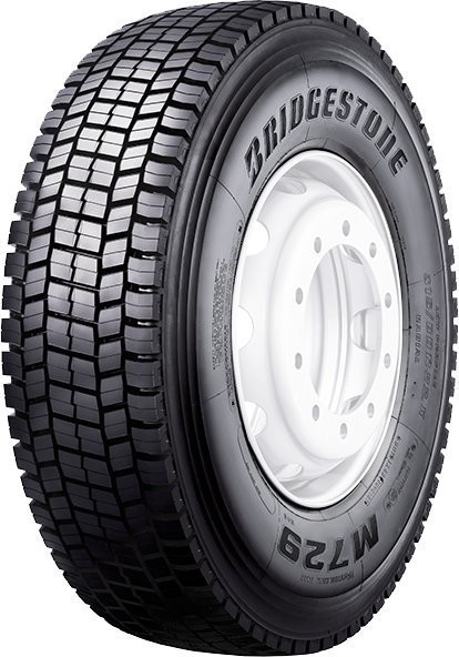 Bridgestone M729 265/70 R17.5 138/136M