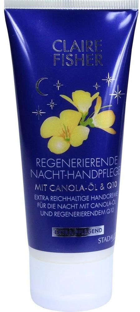 Claire Fisher Natur Classic Nacht-Handpflege Ca...
