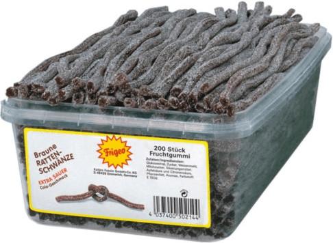 Frigeo Braune Rattenschwänze (1300 g)