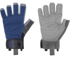 Klettersteig Handschuhe : Black diamond crag half finger glove ab 11 94 u20ac preisvergleich bei
