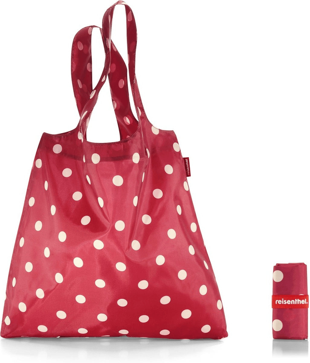 Reisenthel Mini Maxi Shopper ruby dots