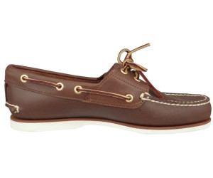 Timberland Classic 2 Eye Boat dark brown smooth 74035 a € 89
