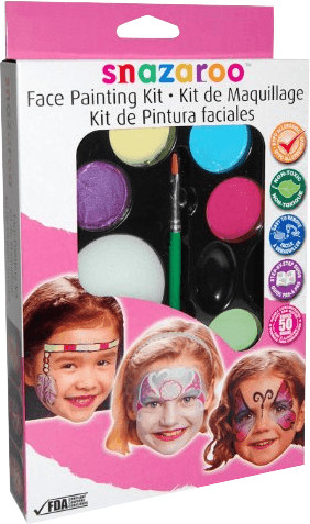 Snazaroo Face Painting Kit - Girl