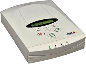Axis Dokumentenserver 70U Etrax 100LX
