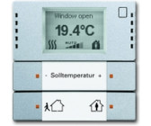 busch jaeger raumthermostat preisvergleich g nstig bei. Black Bedroom Furniture Sets. Home Design Ideas