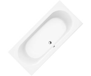 Villeroy & Boch Cassandra Asymmetrische Badewanne 180 x 80 ...