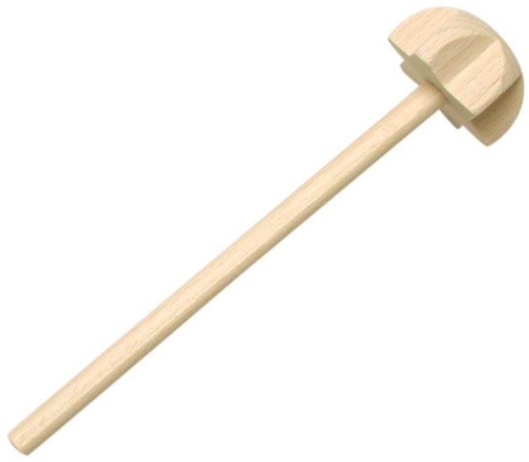 Glückskäfer Holz-Quirl