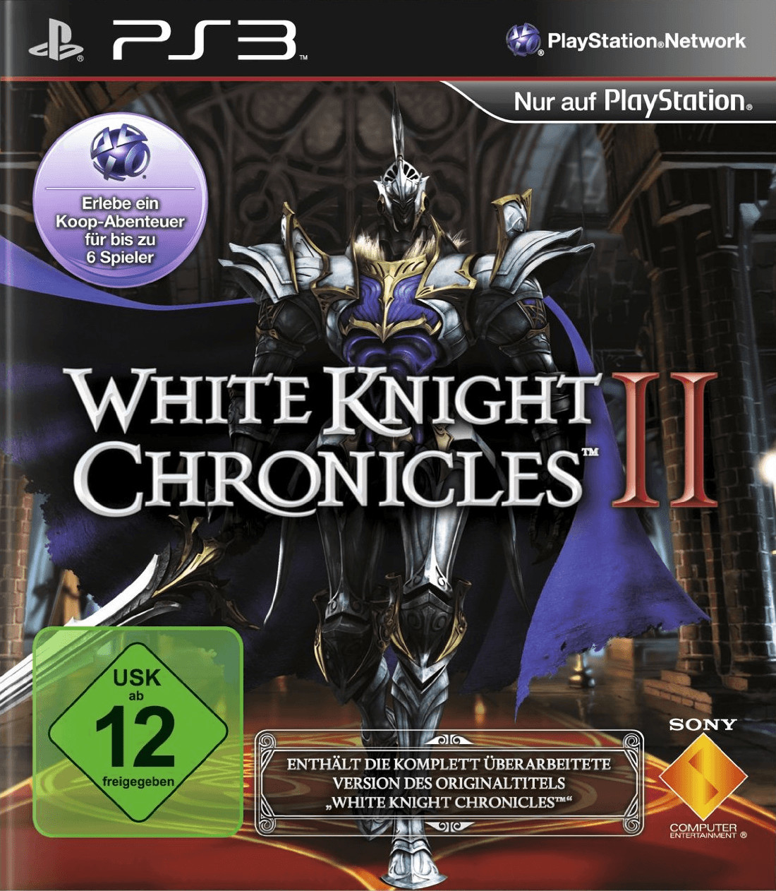 White Knight Chronicles II (PS3)