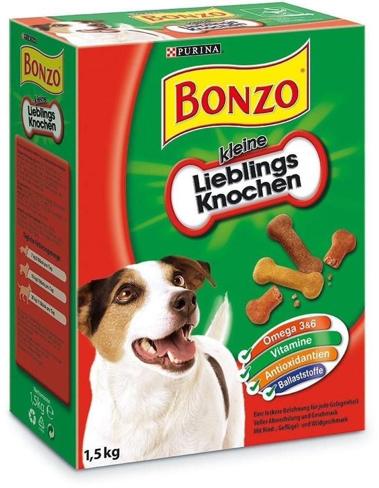 Bonzo kleine Lieblingsknochen (1,5 kg)