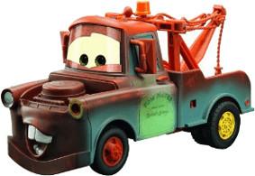Dickie Disney Cars 2 - R/C Mater mit 2-Kanal Funkfernsteuerung (3089502)