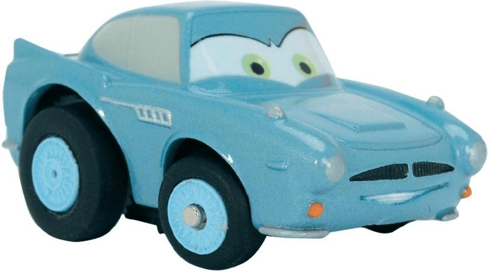 Dickie Disney Cars 2 - RC Cars Quick Charge sor...