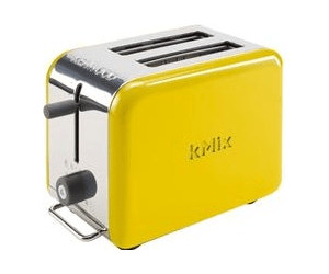 Kenwood Kmix Boutique Yellow Toaster Ttm028 Au Meilleur