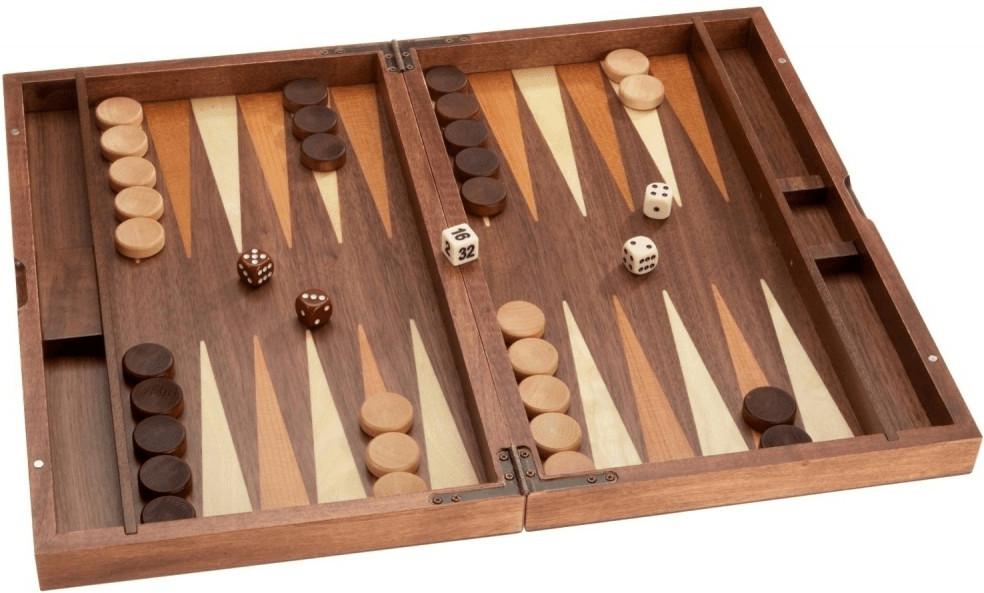 Philos-Spiele Kastos medium Backgammon