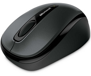 Microsoft Wireless Mobile Mouse 3500 Limited Edition (Nero)