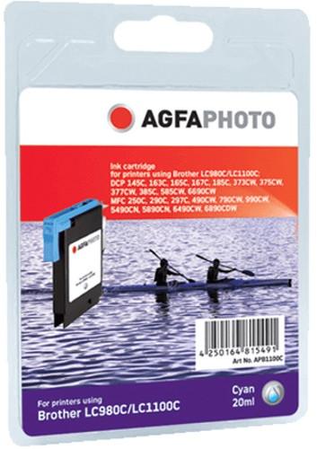 Image of AgfaPhoto APB1100C (cyan)