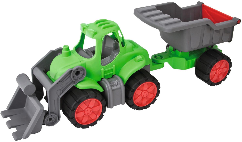 Big Power Worker - Traktor mit Kipper-Anhänger (56838)