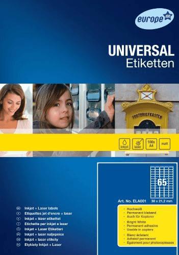 Image of europe 100 ELA001