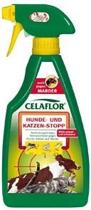 Celaflor Hunde- und Katzen-Stopp Spray 500 ml