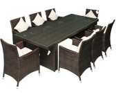 8 personen gartenm bel set preisvergleich g nstig bei idealo kaufen. Black Bedroom Furniture Sets. Home Design Ideas