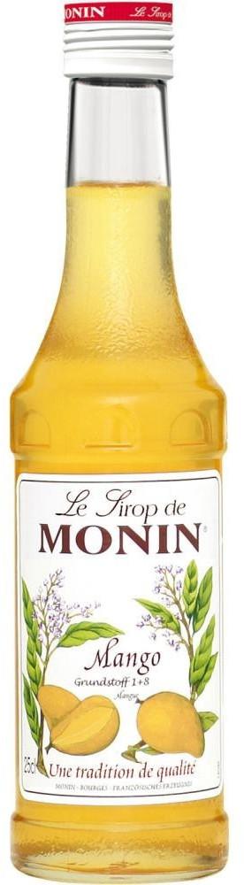 Monin Sirup Mango 0,25l