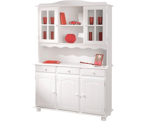 link siena vitrine ab 299 00 preisvergleich bei. Black Bedroom Furniture Sets. Home Design Ideas