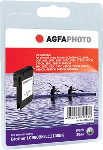 Image of AgfaPhoto APB1100B (black)