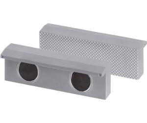 heuer schutzbacken magnetisch aluminium 140mm 110140 ab 20 16 preisvergleich bei. Black Bedroom Furniture Sets. Home Design Ideas
