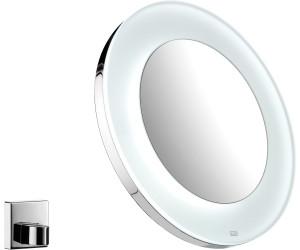 emco bad led akku kosmetikspiegel rund ab 329 04 preisvergleich bei. Black Bedroom Furniture Sets. Home Design Ideas