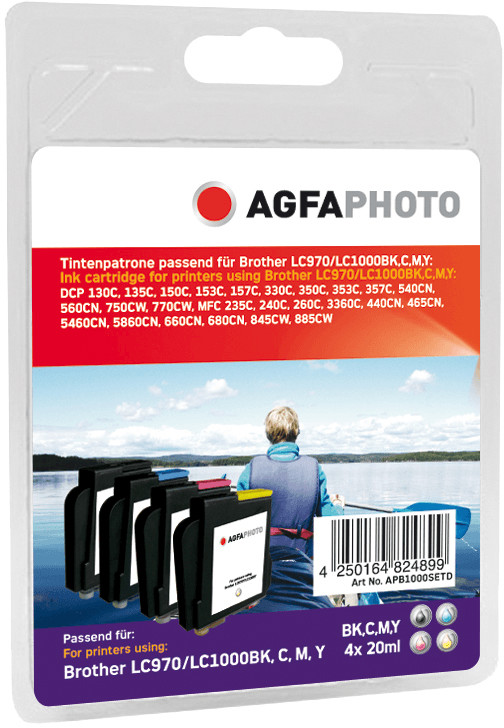 Image of AgfaPhoto APB1000SETD