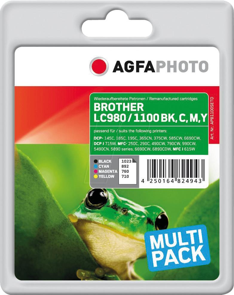 Image of AgfaPhoto APB1100SET