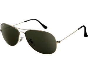 f4ac4877b77 Buy Ray-Ban Cockpit RB3362 from £78.16 – Best Deals on idealo.co.uk