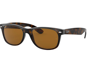 Ray Ban Justin RB 4165 62255 Sonnenbrille in black rubber
