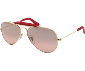 a72874b9a7 Buy Ray-Ban Outdoorsman Craft RB3422Q from £118.00 – Best Deals on ...