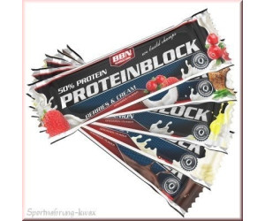 Best Body Nutrition Hardcore Protein Block Box 15x90g