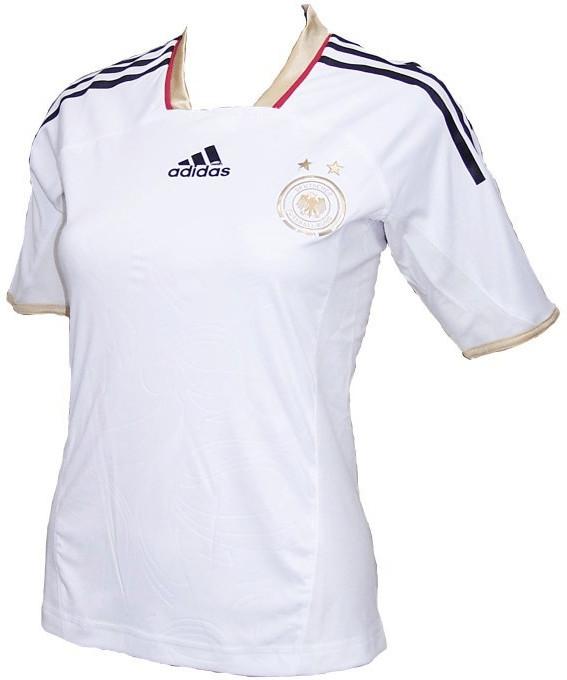 Adidas Deutschland Home Trikot Damen 2011/2012